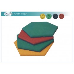 Hexogonal-Rubber