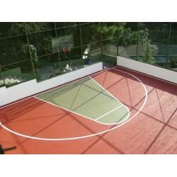 Akrilik Basketbol Sahaları