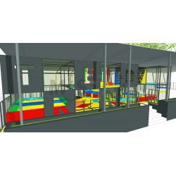Indoor playground - TREND
