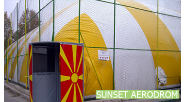Sunset Aerodrom